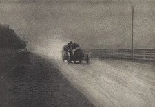 Robert Demachy, Speed, 1904.