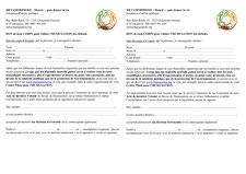 cliquer pour télécharger le formulaire pour le don de corps