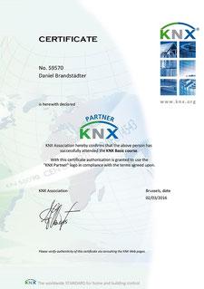 KNX Smart Home