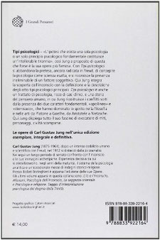 Tipi psicologici by Jung Carl Gustav