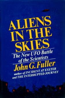 Aliens in the Skies by John G. Fuller