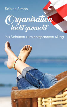 Mein Buch: Organisation leicht gemacht