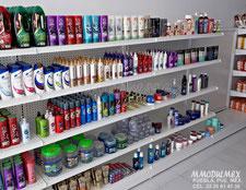 Estantería para farmacia, anaqueles para farmacia, góndolas para farmacia