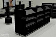 Muebles para cosméticos y perfumería, exhibidores para perfumes