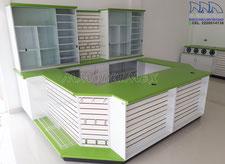Muebles de caja para tiendas