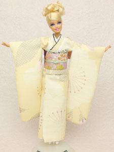 バービー振袖・kimono Barbie