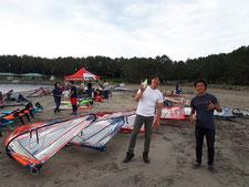 ウインドサーフィン speedwall 海の公園 スピードウォール スクール 初心者 体験 神奈川 横浜
