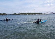 ウインドサーフィン 海の公園 speedwall スピードウォール 初心者 スクール 体験 横浜 神奈川 star jp goya SEVERNE neil ga