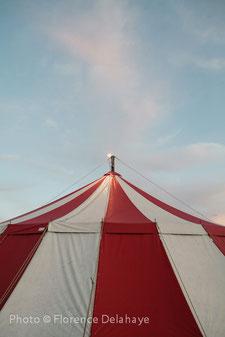 Chapiteau Circo Aereo - format 20x30 -85€