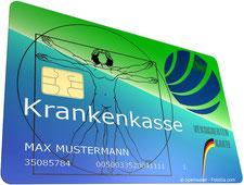 Vergessen Sie nicht, Ihre Versichertenkarte zum Notdienst mitzubringen, wenn Sie gesetzlich versichert sind! (© openwater - Fotolia.com)