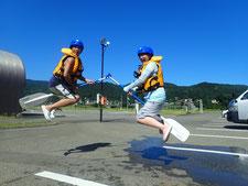 2020年9月2日AM信濃川ラフティングツアー写真