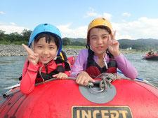 2020年8月11日PM信濃川ラフティングツアー写真