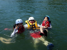 2020年8月19日AM信濃川ラフティングツアー写真