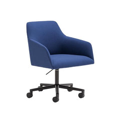 Andreu World-ALYA Caster chair