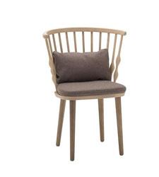 Andreu World-NUB armchair