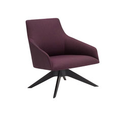 Andreu World-ALYA lounge chair