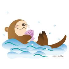 海の生き物トップに戻る
