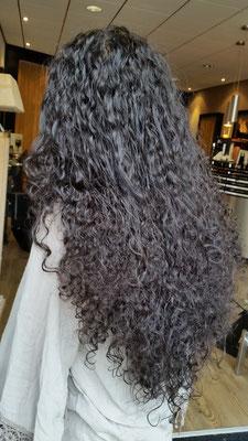 Uw haar krullen bij de kapper Zwolle, Wellness for Hair