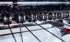 String Pinsetter StringPin SES Bowlingbau Bowlingbahn