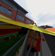 自動車3DCADデータの内部