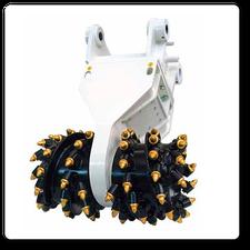 accessoires pour mini pelle fraise hydraulique