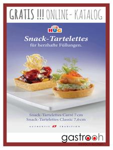 Katalog Hug Tartelettes