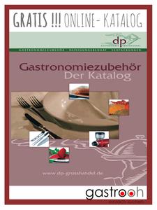 Katalog DP Gastronomie Bedarf
