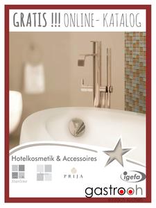 Katalog Igefa Hotelkosmetik und Accessoires