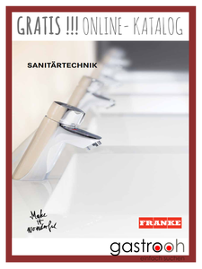 Katalog Franke Sanitärtechnik