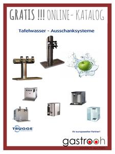 Trugge Tafelwasser Schanksysteme