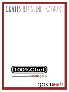 Katalog 100% Chef