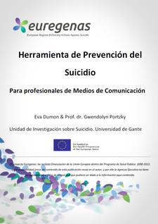 Euregenas. Herramientas de prevención del suicidio para profesionales de MM.CC.