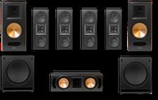 Комплект акустики для домашнего кинотеатра класса СТАНДАРТ