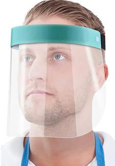 Gesichtsschutz Corona