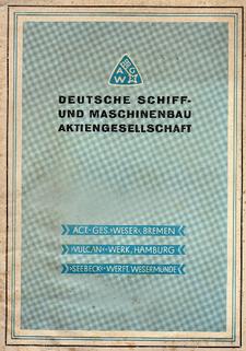 Info-Heft der Deschimag