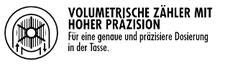 Sanremo Café Racer, Volumetrische Zähler, Durchflussmesser , DFM, Flowmeter