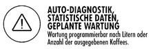 Sanremo Café Racer, Auto- Diagnostik, Statische Daten, Wartung
