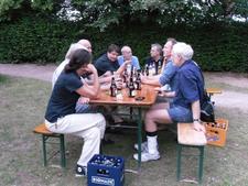 Der erste Stammtisch der Ortsgruppe Aschaffenburg ...