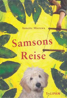 Samsons Reise Annette Mierswa Buchcover Kinderromane