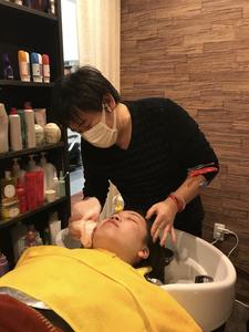 Liviムラタのレディースシェービングの剃りあがりです。