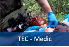 Tactical Emergency Care (TEC) Advanced Responder