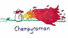 Champy by Charly© copyrigh 2016_ChamPyroMan