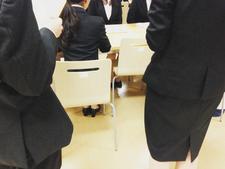 大学就職対策授業