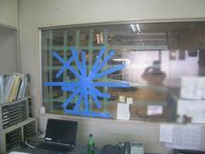 管理室の修理:工事前写真