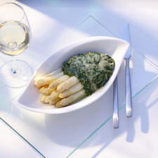 Spargel Rezept mal vegetarisch
