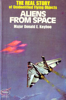 Alien from space by Donald E. Keyhoe