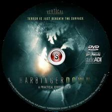 Harbinger down  - Cover DVD