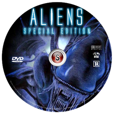 Aliens scontro finale Cover DVD
