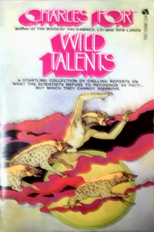 Wild talents by Charles Hoy Fort