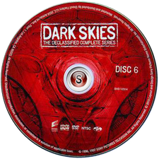 Dark Skies Cover Dvd CD 6